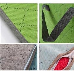 200*200cm Waterproof Foldable Outdoor Camping Mat Picnic Mat Plaid Beach Blanket Baby Climb Blanket Multiplayer Tourist Mat